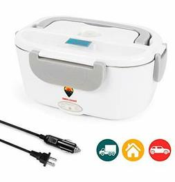 Electric Lunch Box 2 in 1 for Car/Truck and Work 110V &