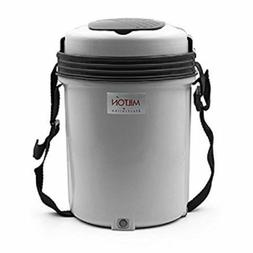 MILTON Electric Tiffin Carrier - 3 or 4 Containers Electron