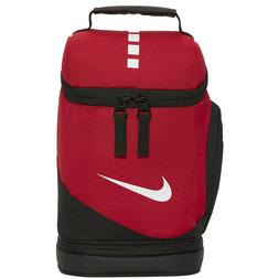 Nike Elite Fuel Backpack Tote Lunch Box Red White Black 9A27