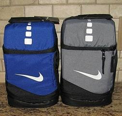 NIKE Elite FUEL Lunch Box Bag Grey OR Blue Insulated