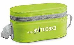 Milton Executive Lunch 3 Containers Lunch Box   Green