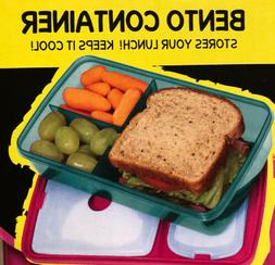 Fit & Fresh Bento new expand 4 more space lunch box large co