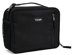 PackIt Freezable Classic Lunch Box, Black