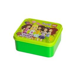Lego Friends Lunch Box Lime Green Item RB-20
