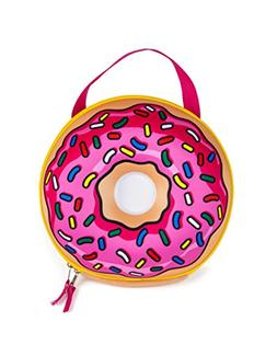 BigMouth Inc Frosted Donut Lunch Tote, Insulated, Keeps Lunc