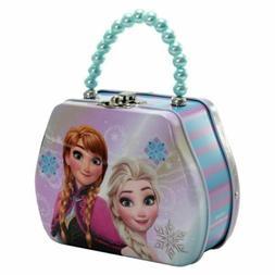Disney Frozen Anna & Elsa Kids Lunch Boxes Purse Shaped Bead