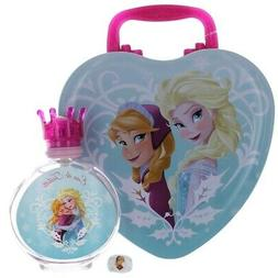 Disney Frozen 3 Piece Gift Set with 3.4 Oz by Air-Val NEW Fo