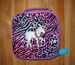 Girl's UNICORN / HORSE Lunch Box~Insulated~TCP~Beautiful col