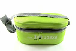 Green Color Milton Executive Lunch Box Soft Insulated Tiffin