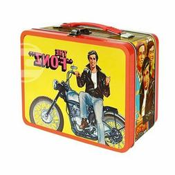 Happy Days * Fonz Lunch Box * Entertainment Earth Exclusive