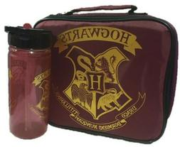 Harry Potter Lunch Box Bag Drinking Bottle Snacks Food For S