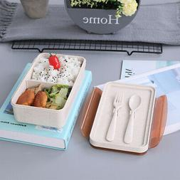 Hot Portable Leak-Proof Lunch Box Set Eco-Friendly Box For K