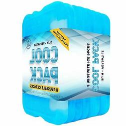 Ice Pack for Lunch Box or Coolers - Freezer Packs