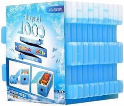 Ice Packs Cool Pack For Lunch Box Freezer Coolers Bags Slim