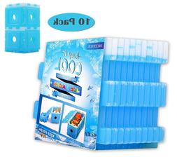 Ice Packs for Lunch Box Slim Reusable Freezer Dry Ice Pack K