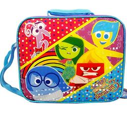 Disney New Limited Edition Inside Out Lunch Bag/Lunch Box