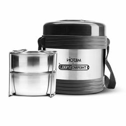 insulated hot tiffin royal thermosteel 2 compartments