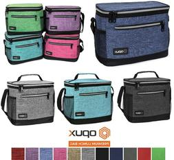 Insulated Lunch Bag Adult Lunch Box for Work School Men Wome