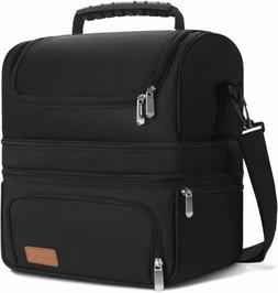SABLE Insulated Lunch Bag Cooler Extra Large Bento Lunch Box