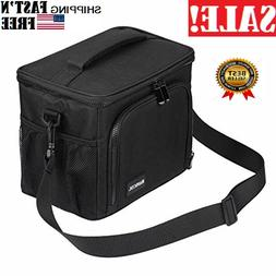 Insulated Lunch Bag for Men Large Lunch Box for Women Adult