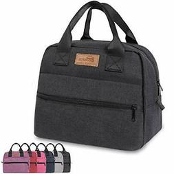 HOMESPON Insulated Lunch Bag Lunch Box Cooler Tote Box Coole