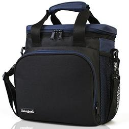 Insulated Lunch Bag S2: InsigniaX Cool Lunch Box/Cooler/Lunc