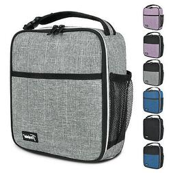 insulated lunch bag splash proof mini portable
