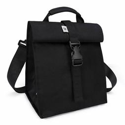 Insulated Lunch Bag Tote Bag for Women,Teen Lunch Box, Men's