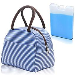 DIIG Insulated Lunch Bags for Women, Men Girl Kids Packit Fr