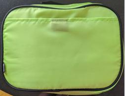 Insulated Lunch Box Cooler Classic Zippered - 4 Colors to Ch