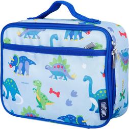 Wildkin Insulated Lunch Box For Boys And Girls, Perfect Size