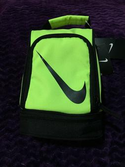 Insulated New with tags green/black Nike Lunch box