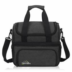 Insulated Thermo Lunch Box Cooler Bag Picnic Set For Wife Ch