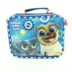 Disney Junior Lunch Box Bag Boys Puppy Dog Pals Shoulder Str
