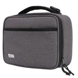 MIER Kids Insulated Lunch Box Bag Small Cooler Lunch Bag for