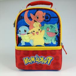 THERMOS Kids Lunch Bag Box Tote Dual Insulated Compartments
