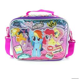 My Little Pony Kids Lunch Box Bag for Girls Unicorn Lunchbox