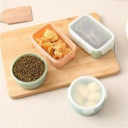 Kitchen Sauce Food Bento Lunch Box Picnic Food Container Sto