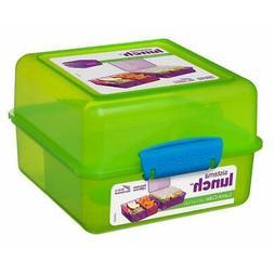Sistema KLIP IT Lunch Box Cube 1.4 L Travel Fresh Food Conta