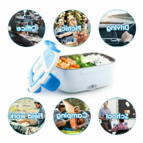 1.5L Electric Lunch Food Warmer Travel Heating US