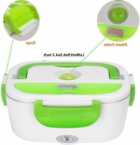 110V Heating Box Portable Warmer Food Heater