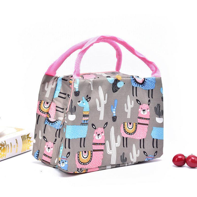 1Pc Bag Bag Men lunch Box W4