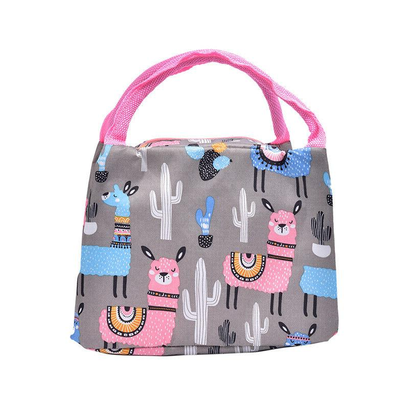 1Pc New Bag For Cooler Bag lunch W4