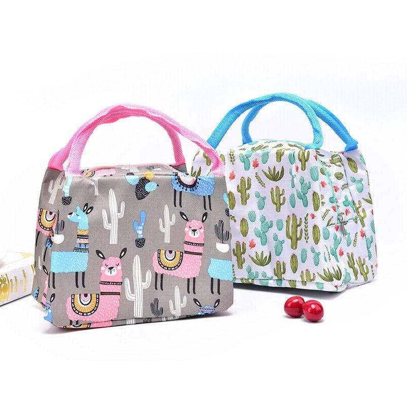 1pc new portable lunch bag for women