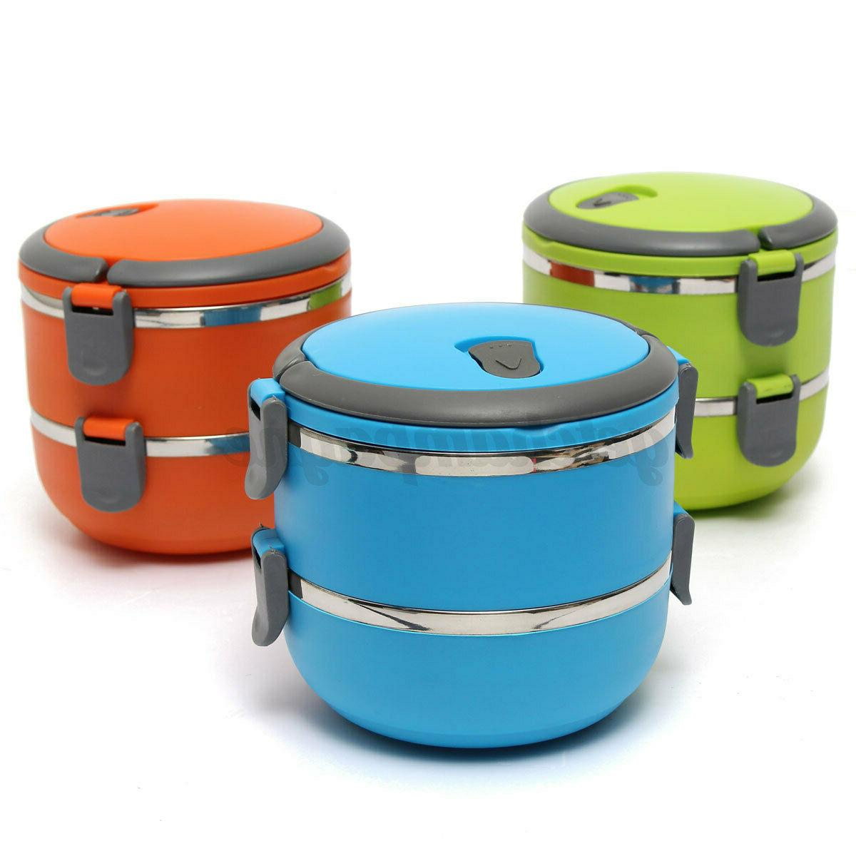 2-Layer Insulated Steel Container