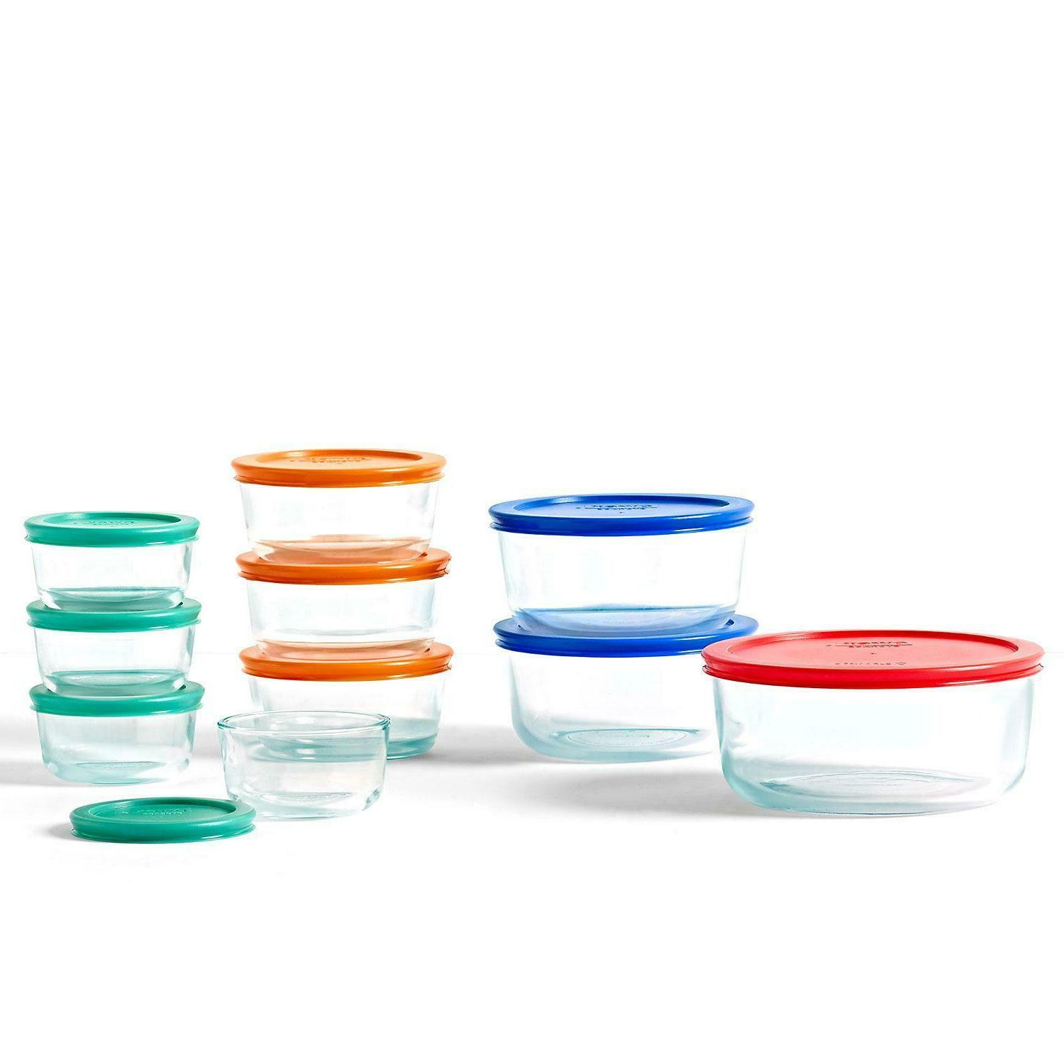 Pyrex Glass Lunch Container Safe