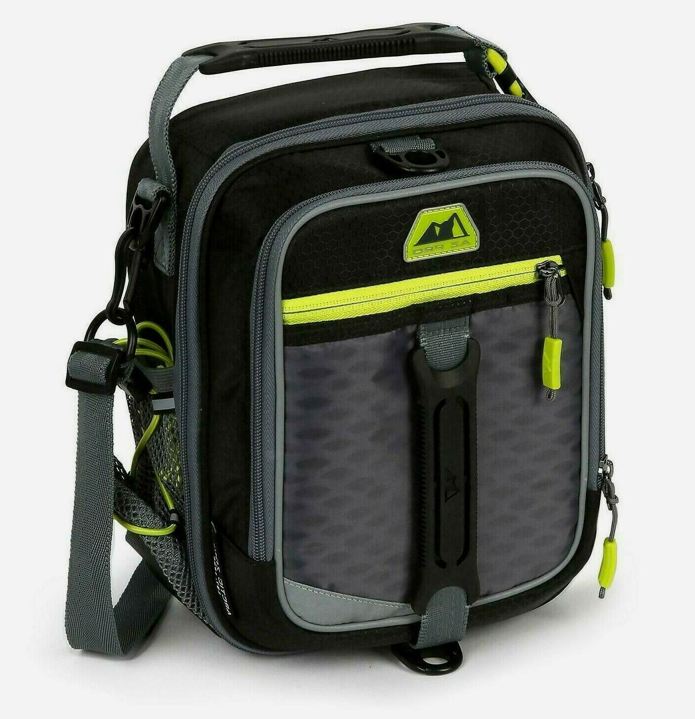 8 Piece High-Performance Dual-Compartment Lunch