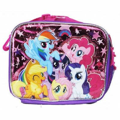My Little Pony Girls Insulated Lunch Bag For School