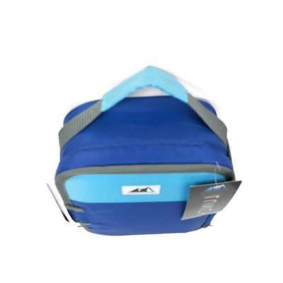 Arctic Zone Lunch Box California Innovations Divider Blue