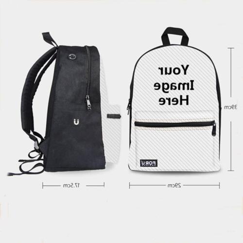 FOR U School Bags Lunch Box